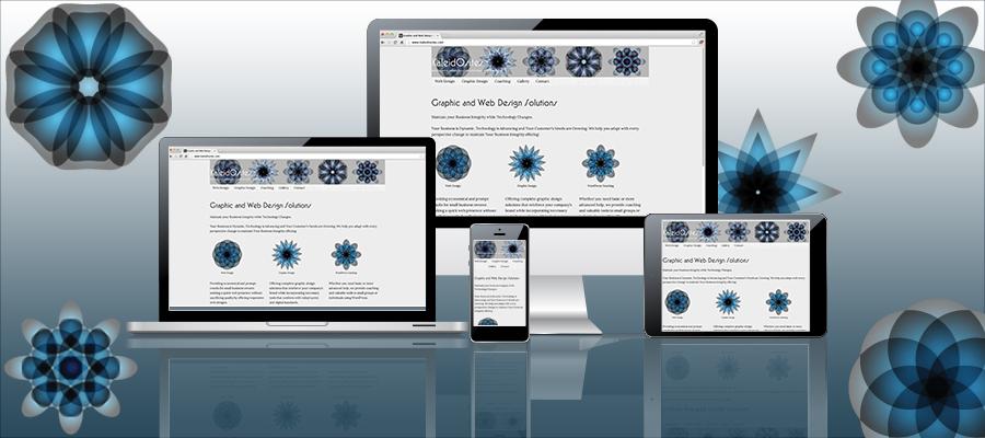 kaleidosites responsive web deisgn
