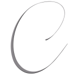 C Monogram Silver